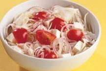 Salatalar  - Yemek Tarifleri, italyan yemekleri / Salata tarifleri ve İtalyan mutfağından binlerce resimli salata tarifi. Her türlü; Tavuklu, balıklı, etli,diyet ve benzeri salata tarifi ve salata sosları.  - La Cucina Italiana - Yemek Tarifleri - www.lciturkiye.com #food #cooking #receipt #lacucinaitaliana #la cucina italiana