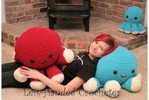 Large stuffies