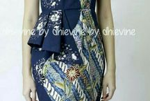 Batik 4 semi formal occasion