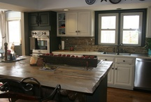 Stunning Countertops / by The Staging Professionals