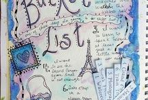 Bucket list / by Brandi Esposito