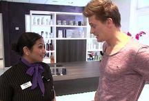 YOU! Tube / Leuke, interessante filmpjes van YOU! Beauty Stores.