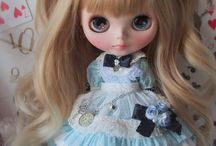 Custom Blythe Dolls
