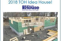 TOH Idea House 2018 / See the architectural styles, decor choices and products that we're excited to incorporate in our 2018 Idea House in Narragansett, Rhode Island.