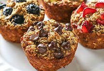 Yvette recipes / Oatmeal cakes