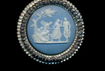 Buttons - Wedgwood and Jasperware