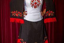 Hungarian dresses