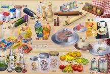 Sims 4 CC Kitchen