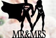 Superhero Wedding Theme