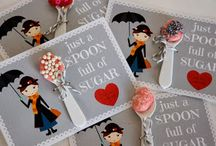 Mary Poppins Crafts