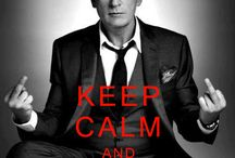 keep calm  and ❤charlie sheen