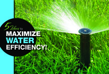 5 IDEAS TO MAXIMIZE WATER EFFICIENCY / 5 IDEAS TO MAXIMIZE WATER EFFICIENCY  1.) IRRIGATION EDUCATION  2.) ECO-SCAPE YOUR SPACE  3.) MINIMIZE STEEP SLOPES  4.) CREATE A CHARMING CASCADE  5.) MIX IT UP WITH HARDSCAPE AND PLANTS  Read the article here: http://hmlconstruction.ca/blog/2016/05/18/irrigation-water-efficiency/