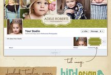 Cards, facebook cover ideas