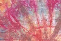 Värjää Tekstiileitä