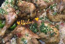طعام عربي