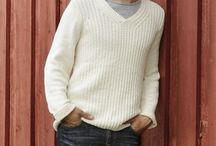Knitted Mens Jumper