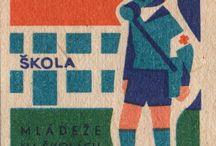 Polish Matchboxes