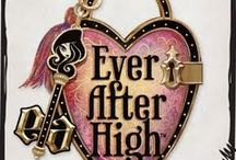 Ever After High Characters / by C H E R R Y