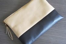 Clutches and bags DIY