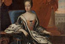 Hedvig Eleonora / 1636-1715