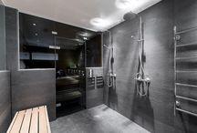 sauna + vessa