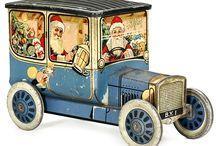 puu museo autot