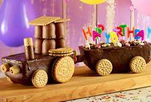 Backen & Kochen für Kinder / Back- und Kochideen für Kinder - Kreative und einfache Rezepte und Ideen für die Geburtstagsparty oder andere Anlässe