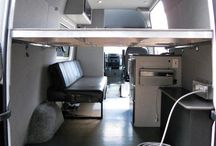 Carroçarias / Paineis de contraplacado para aplicação em carroçarias de viaturas
