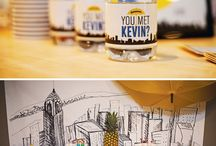 How We Met the New Year Party / Party inspiration for a How I Met Your Mother Party