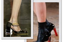 Shoes Inspiration From 2015/16 Fall-Winter