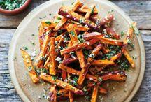 Recipes - Salads, Sides & Soups / by Hala Bimbachi