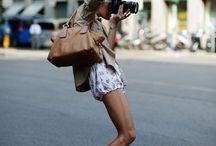 street style com calções
