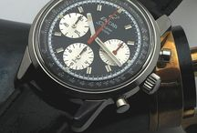 Vintage Watches / The most beautiful, typical vintage watches from the best watchmakers/companies in the world!