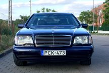 W140 / Mercedes Benz w140