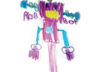 my new (ad)venture >>> ROB.BOT / a brand i have launched with my daughter Ruby Joy >>> ROB.BOT is a family business bringing together our shared passion and desire to create happy