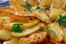 Jídla z brambor