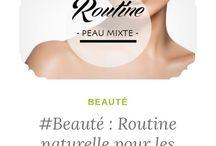 Beauté / Des conseils et des astuces beautés bio & écolo !