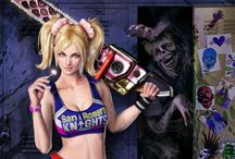 fandom; lollipop chainsaw