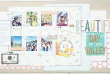 DOUBLE PAGE LAYOUTS