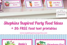 Piper Shopkins Party