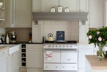 Lovely Kitchens / by Katie Powell