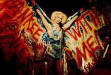 Hedwig & The Angry Inch the film / My favorite film before the musical and NPH / by Giorgio Tornaghi