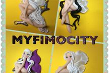 Myfimocity / Le mie creazioni