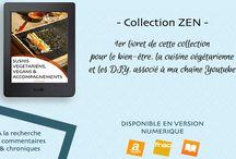 Livres 'Collection Zen'