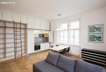 Bydleni / Napady designu a vybaveni bytu
