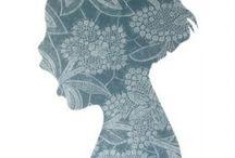 Bluegirls 2011 / Lino Prints