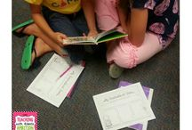 2nd Grade centers / by Lisa Ingle