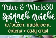 Whole 30 Eats / Whole 30 Compliant, Whole 30 Recipes, What to eat during Whole 30