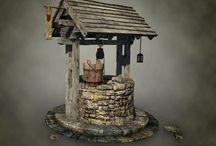 średniowieczne studnie