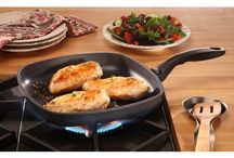The #1 Rated Nonstick Cookware / by Swiss Diamond Cookware